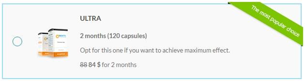 2 Bottle Maxatin Capsules - 120 Capsules